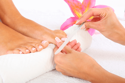Pedicure Spa $25.00